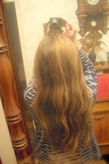 takie długie włosy już mam!...