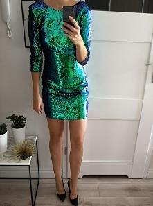 Sukienka Na Andrzejki, Sylwestra, Karnawał