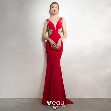 Seksowne Czerwone Sukienki ...