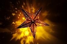 Drewniana gwiazda LED - skl...