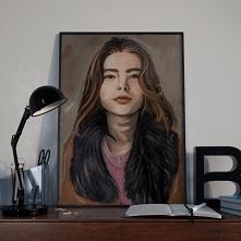 Obraz, portret na zamówieni...