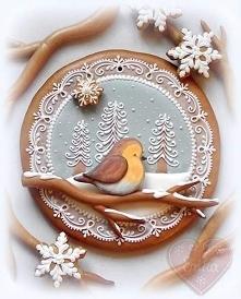 Świąteczne ciasteczko