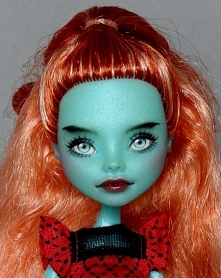 Monster High repaint OOAK