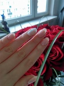 baza semilac + pyłek pixel effect kopciuszek indigo #semilac #indigo #manicurehybrydowy