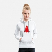 Stylowa, elegancka bluza z minimalistycznym swiątecznym nadrukiem. Bluza najlepszej jakości, bardzo ciepła. Bluzę można nosić całą zimę, nie tylko w grudniu ponieważ nadruk jest...