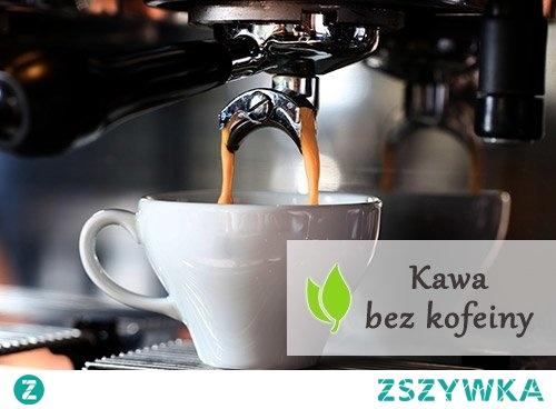 Kawa bez kofeiny - czy warto ją pić?