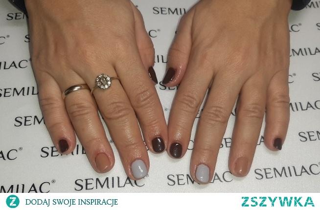 Semilac 029, 139, Victoria Vynn 035