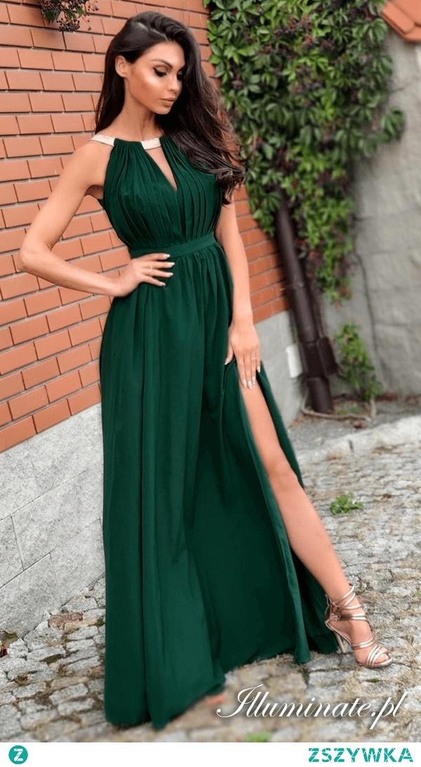 Sukienka na studniówkę z kolekcji illuminate.pl <3
