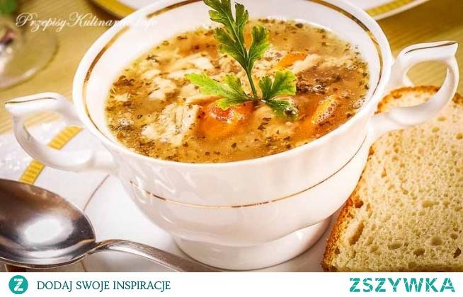 Zup grzybowa Henia