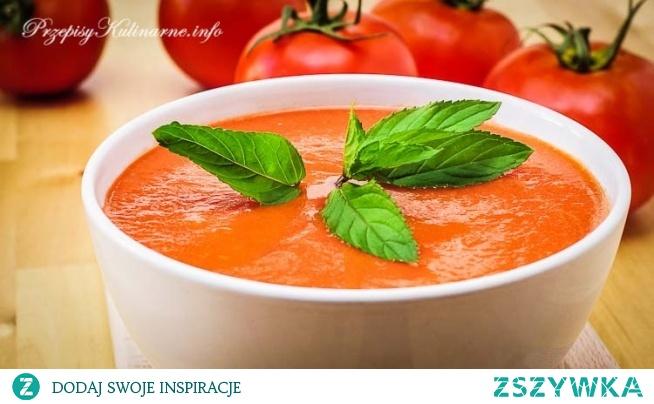 Krem pomidorowy Kacpra