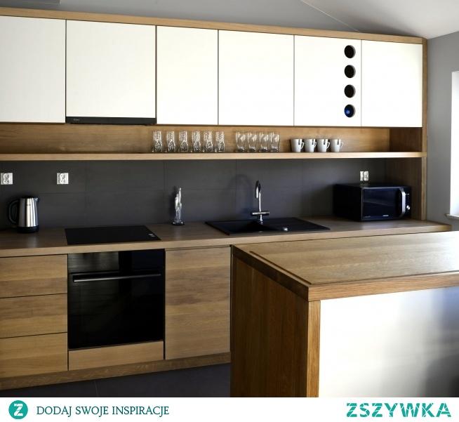 Kuchnie z litego drewna
