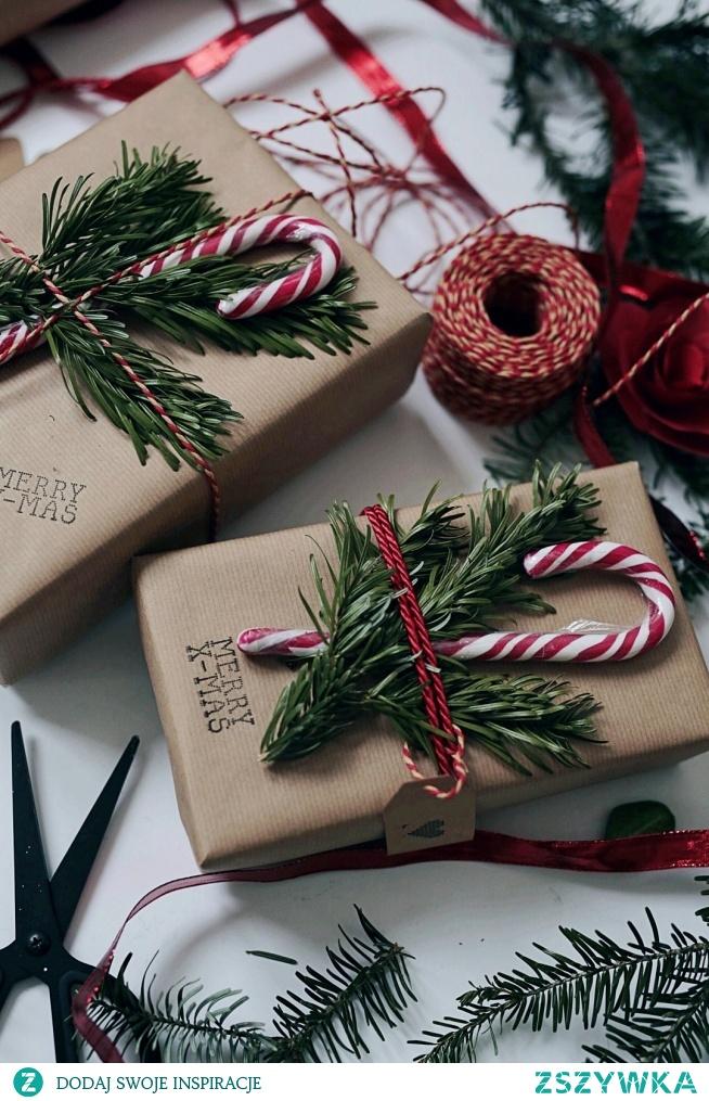 geschenke schön einpacken weihnachten