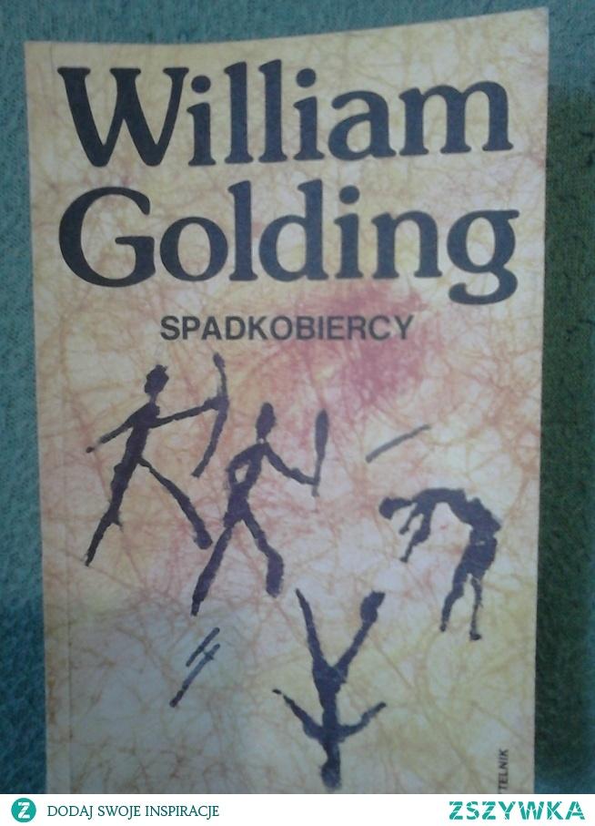 25.Spadkobiercy. - William Golding.