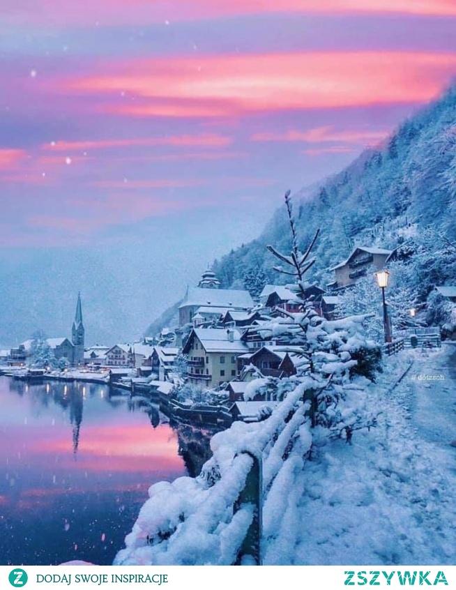 Hallstatt,Austria ❄