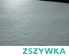 Droga na Hale Boraczą, skuta lodem... Prawie jak powierzchnia księżyca :)