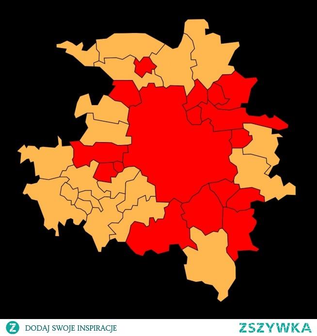Warsaw metropolitan area