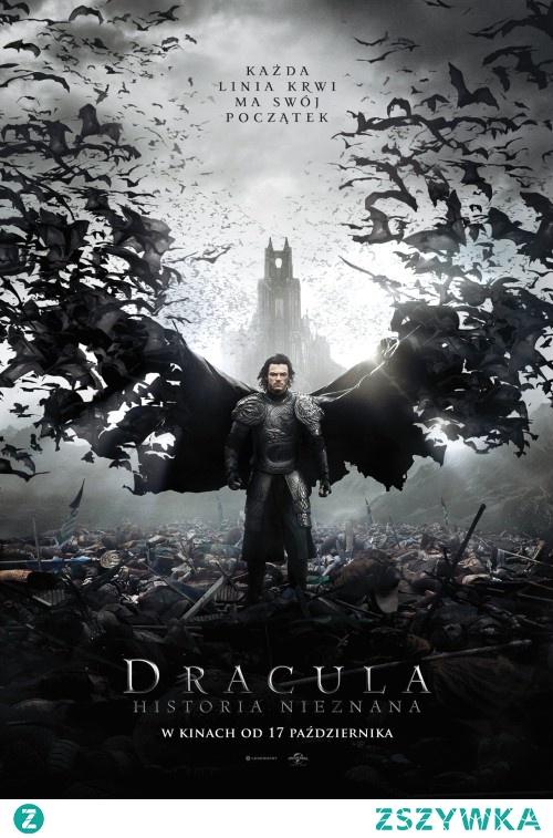 Dracula: Historia nieznana (2014)