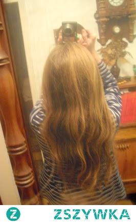 takie długie włosy już mam! Szczegoły KLIK na zdjęcie
