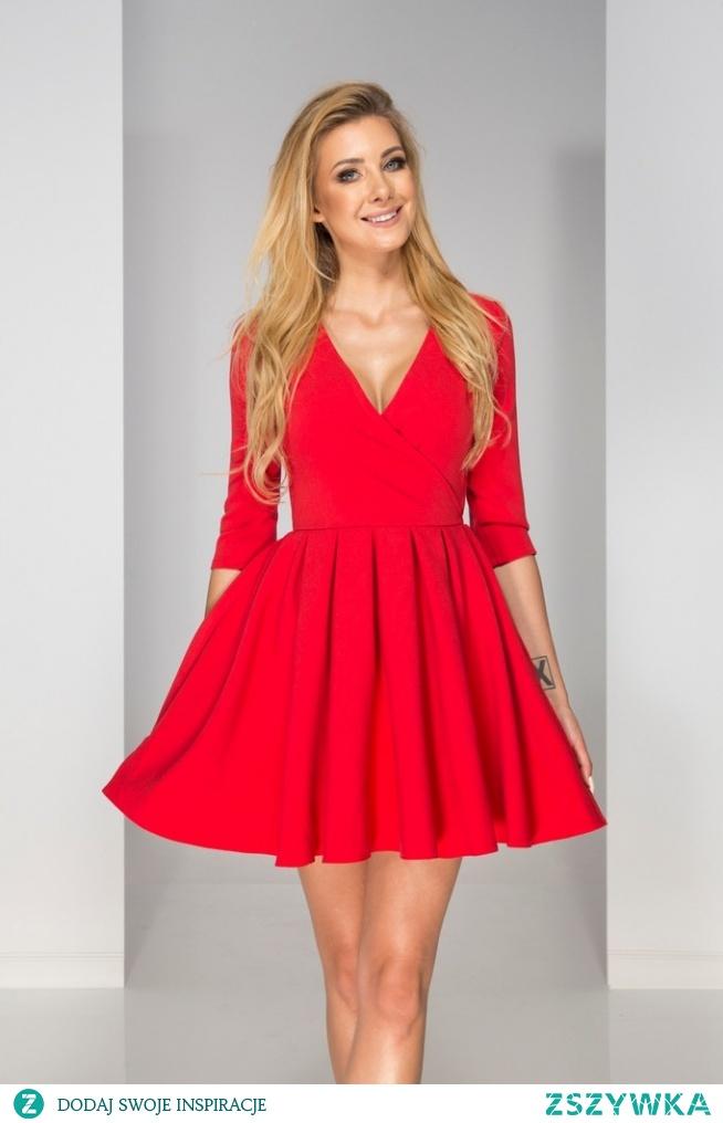 Sukienka Nuna Talya została stworzona z myślą o wszystkich kobietach, które chcą poczuć się elegancko, a jednocześnie stawiają na wygodę.