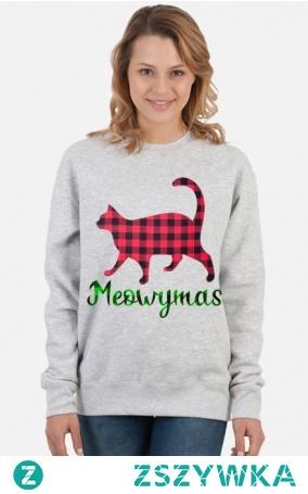 Fajna bluza na zimę i święta. Może stanowić dobry pomysł na prezent na mikołajki.