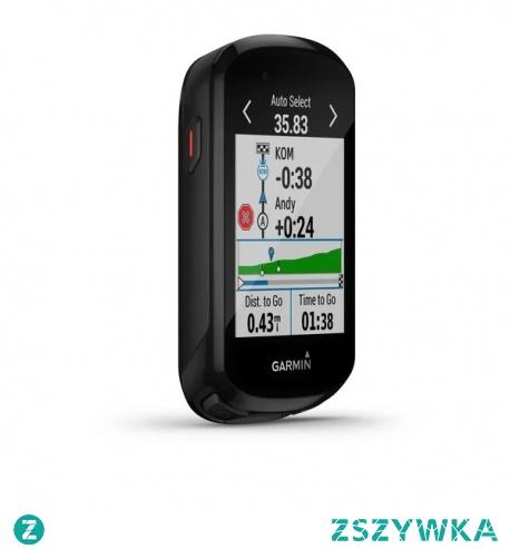 Edge 830 to licznik rowerowy, który sprawdzi się wśród wszystkich aktywnych osób. Sprzęt został wyposażony w wiele przydatnych funkcji, które umożliwiają monitorowanie postępów treningu, jak i śledzenie swojego położenia na mapach.