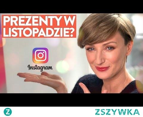 Prezenty z Instagrama 2019