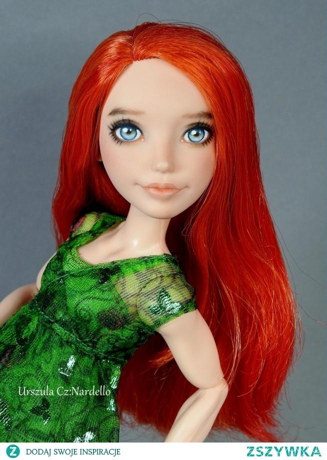 Repainted doll-OOAK