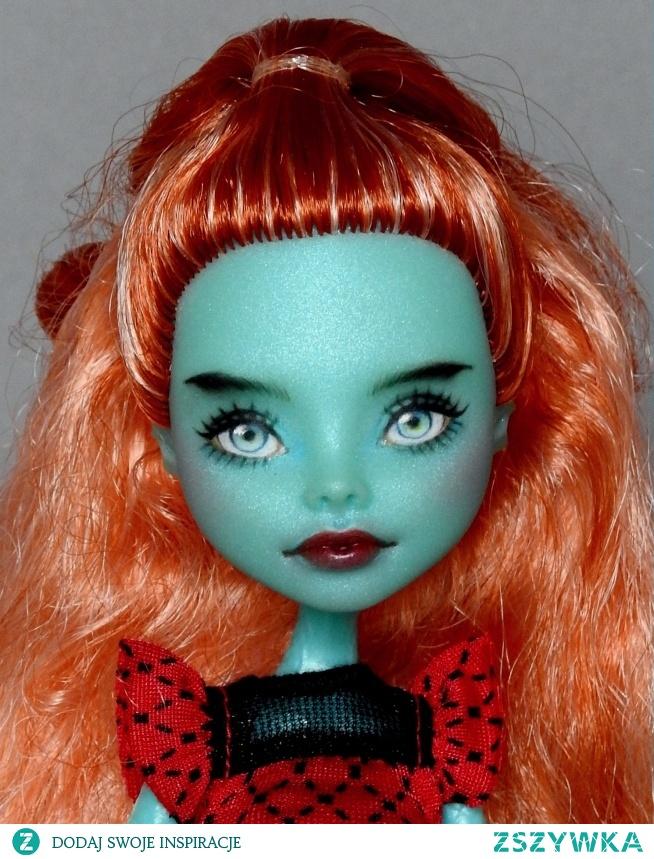 Monster High repaint OOAK