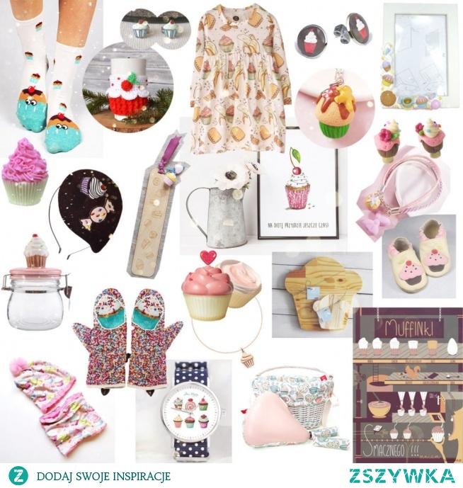 Pomysły na prezenty dla fanów babeczek i muffinek <3 więcej po kliknięciu w zdjęcie