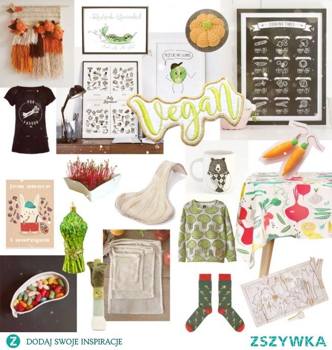 Pomysły na prezenty dla fanów warzyw (nie tylko dla wegan i wegetarian) <3 więcej po kliknięciu w zdjęcie