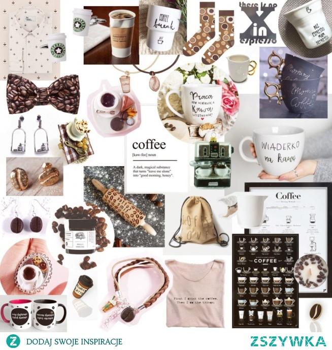 Pomysły na prezenty dla fanów kawy <3 więcej po kliknięciu w zdjęcie