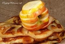 Placki jabłkowe