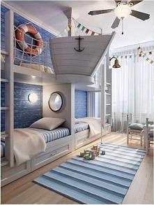 pokój pirata ;)