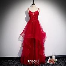 Uroczy Czerwone Sukienki Na...