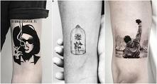 Najpiękniejsze tatuaże z mo...
