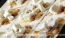 Ciasto kawowo-nugatowe