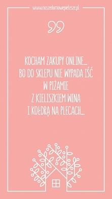 Kocham zakupy online <3