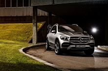 Nowy Mercedes GLE to auto w...