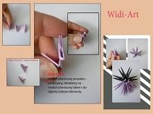 Łączenie modułów - origami