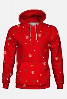 Bluza świąteczna fullprint,...