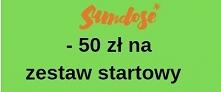 Suplementy personalizowane tylko dla Ciebie – 50zł na zamówienie zestawu star...