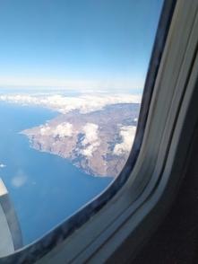 Pierwszy lot - cudownie, chce jeszcze! :)