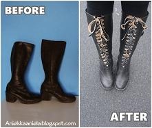 metamorfoza butów
