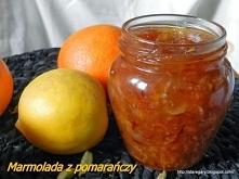 Marmolada z pomarańczy – ma...