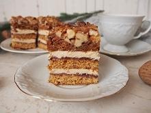 Orzechowiec - pyszne ciasto...