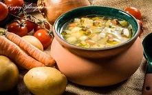 Zupa jarzynowa Waldka