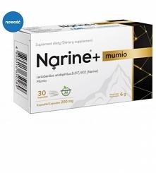 Narine+ Mumio to suplement ...