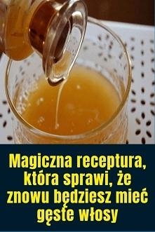Magiczna receptura, która s...