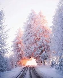 Taką zimą bym nie pogardził...