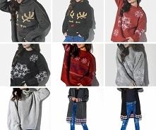 Świąteczne swetry w których...
